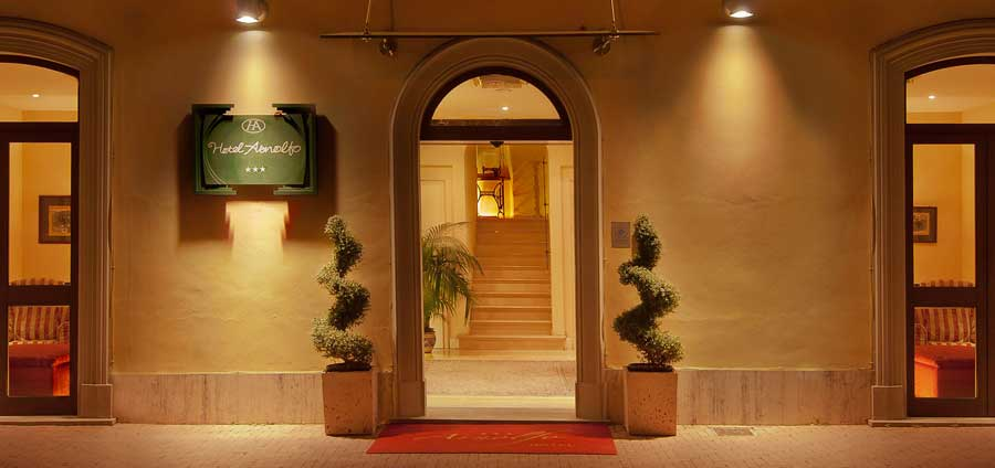 hotel arnolfo a montecatini terme